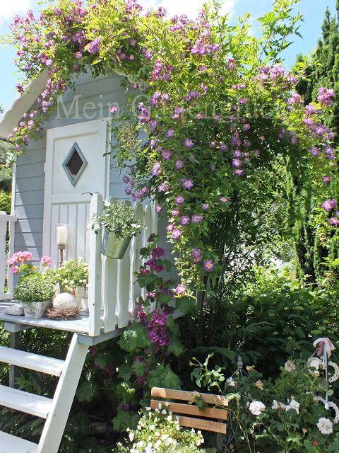 Mein Gartenglück: ES WAR EINMAL.....