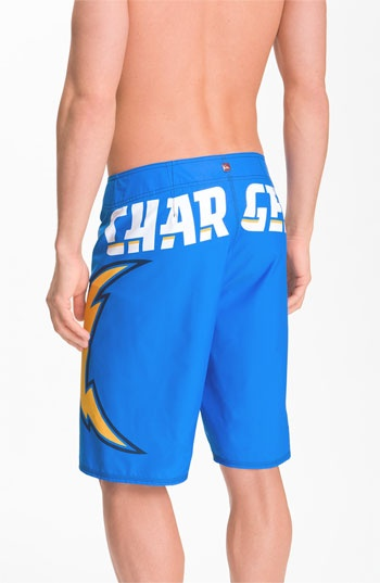 Quiksilver 'San Diego Chargers' Board Shorts available at Nordstrom