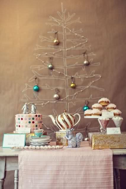 paper tree #no #tree #Christmas #tree #alternative #unconventional