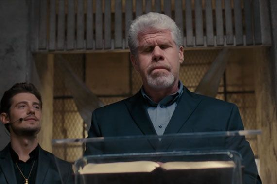 Ron Perlman On 'Hand of God,' 'Hellboy 3′ And 'The Island of ...