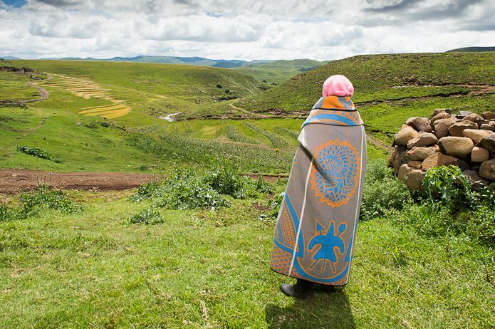 The Rich History Behind Basotho Heritage Blankets