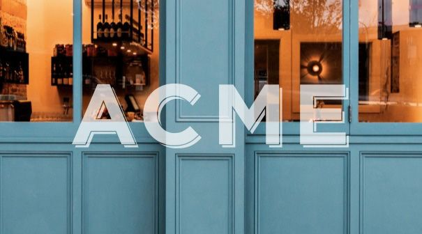 ACME restaurant rushcutters bay - Hip space with rustic-chic decor, serving inventive Italian dishes with an Asian twist.