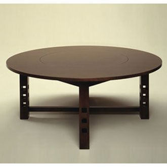 1 GSA table by charles rennie mackintosh (cassina). paid us $0.01