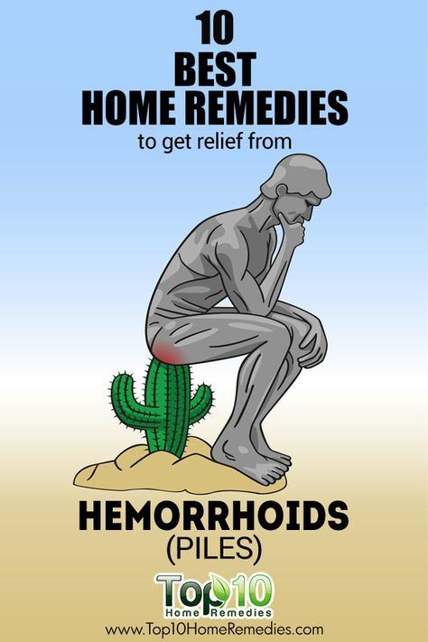 how to make hemorrhoids go back in