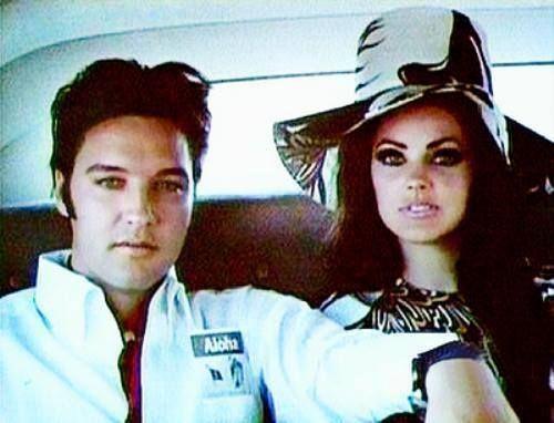 #Elvis & #Priscilla Presley