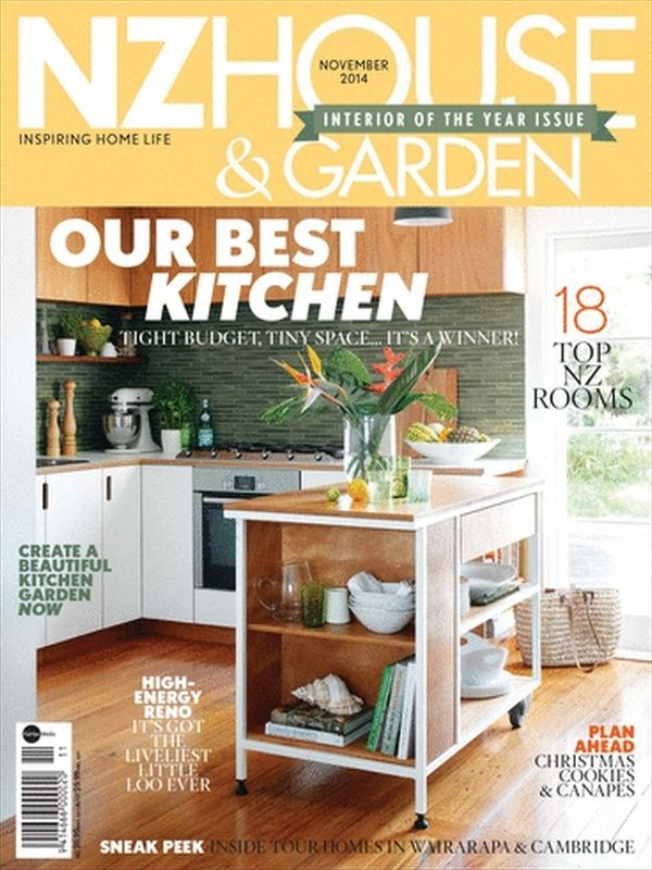 New Zealand House Garden Magazine Offers The Perfect Opportunity To Step Into Homes And