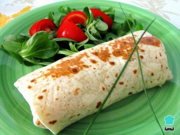 Aprende a preparar wraps vegetarianos de setas con esta rica y fácil receta. Los wraps vegetarianos que comparto a continuación representan una comida completa si lo...