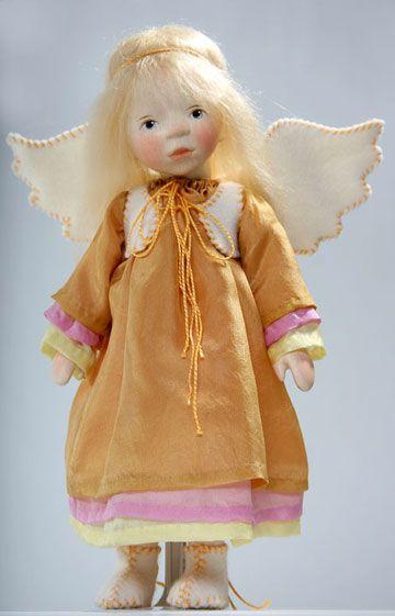 Куклы из дерева, талантливого художника Elisabeth Pongratz dolls / Авторская кукла известных дизайнеров / Бэйбики. Куклы фото. Одежда для кукол