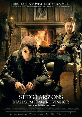 """The Girl With The Dragon Tattoo 152 min. Around the world: Sweden """"Journalist Mikael Blomkvist (Michael Nyqvist) and rebellious computer hacker Lisbeth Salander (Noomi Rapace) team up to investigate the unsolved disappearance of wealthy Henrik Vanger's (Sven-Bertil Taube) teen niece (Ewa Fröling), only to uncover dark secrets about Vanger's powerful family."""" Netflix"""
