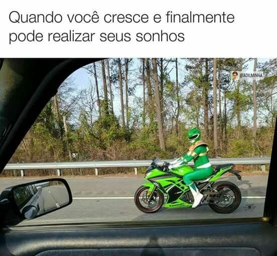 COMPARTILHAMOS O MESMO SONHO..