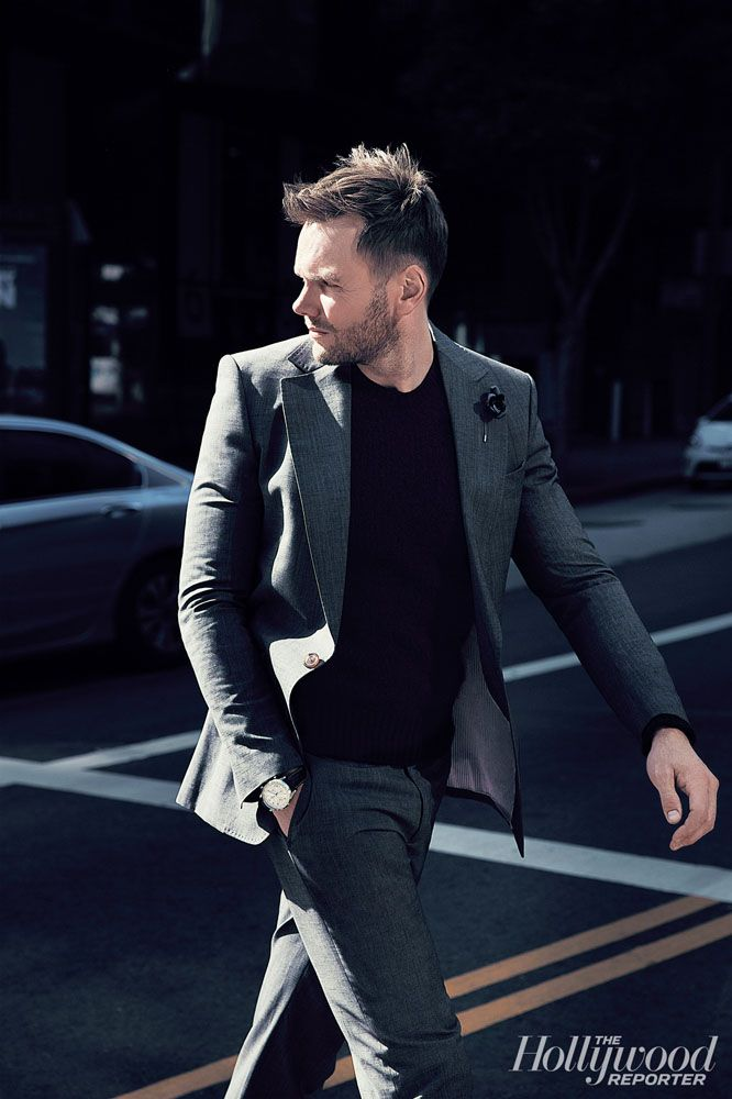Joel McHale Is Addicted to Watches