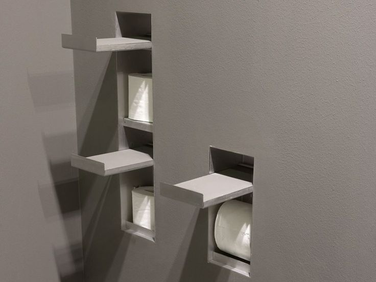 Toilet roll holder SESAMO Sesamo Collection by Antonio Lupi Design®  design ...