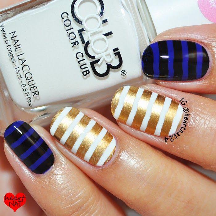 """heartnat: Black & Blue or White & Gold? Inspired by """"The Dress"""""""
