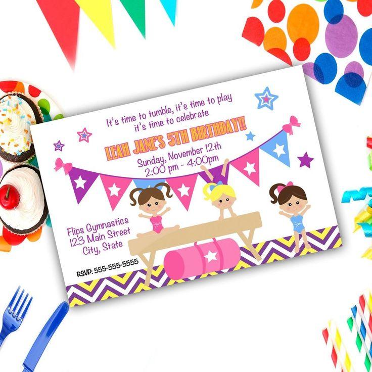 161 best invitations on ebay images on Pinterest | Birthday ...