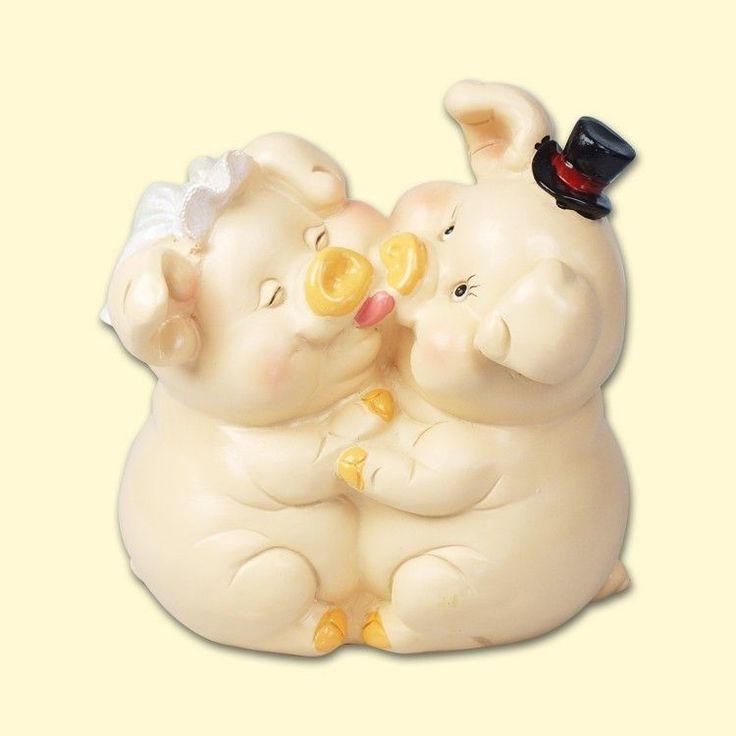 """SHOP-PARADISE.COM:  Spardose """"Schwein"""", Höhe - 13 cm, (P2006-D) 5,03 €"""