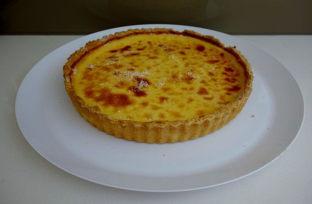 I love all things ricotta and Grand Manier in desserts so I thought I'd give this Neil Perry recipe that appeared in yesterday's paper a go. A really good pastry and easy to make, whipp…
