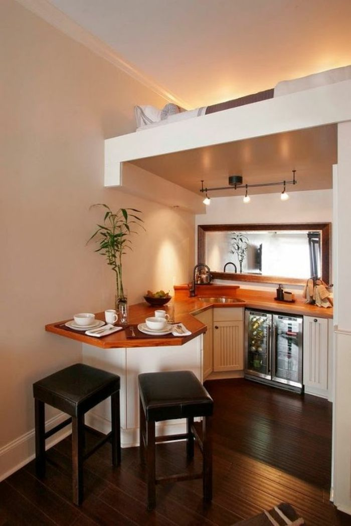 31 Popular Open Kitchen Design Decorating Tiny Small Or Big