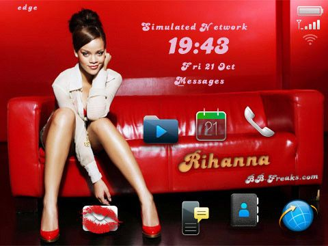 9630 themes - Blackberry Themes free download, Blackberry Apps