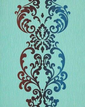 best 25+ barock tapete ideas on pinterest - Wohnideen Barock Und Modern