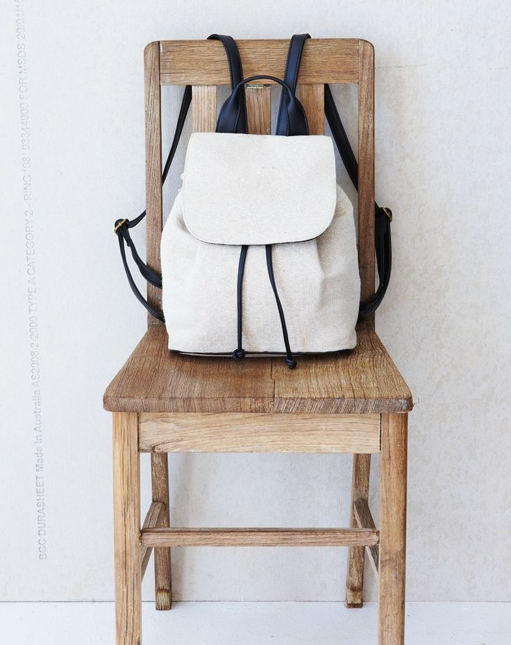 Natural Backpack #backpack #bag #fashion #teenfashion #girlsaccessories #pavementbrands
