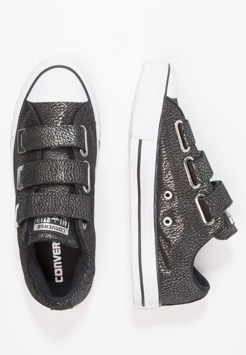f72131bbc91 Schoenen Converse CHUCK TAYLOR ALL STAR 3V - Sneakers laag - black /silver/white