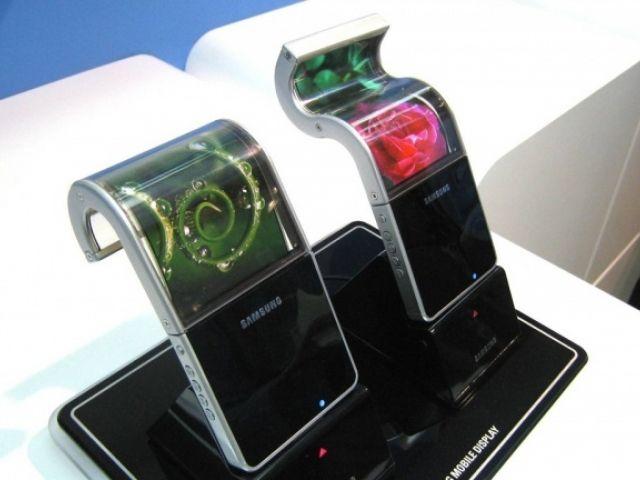 W 2016 roku może pojawić się pierwszy wyginany telefon firmy Samsung…