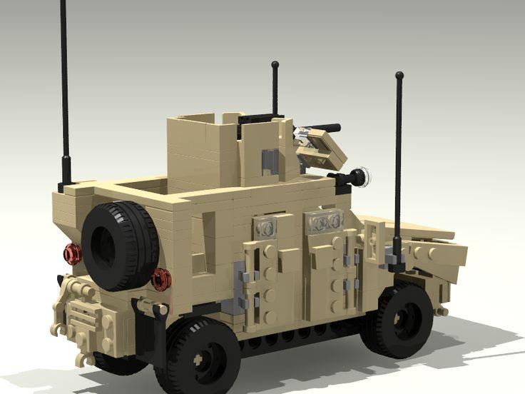 Oshkosh M - ATV by B. Lyles