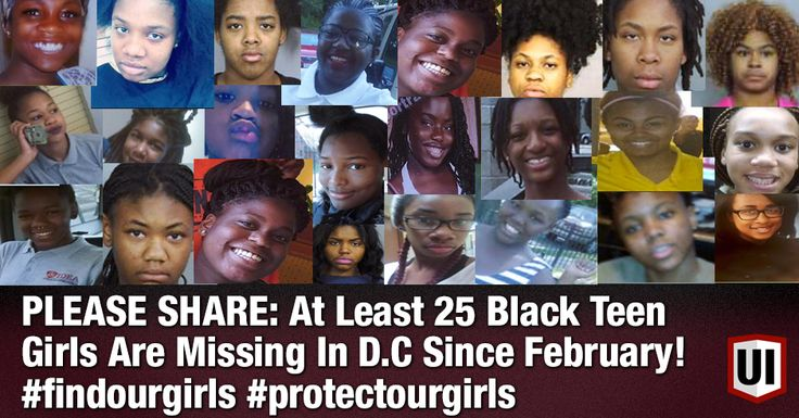D.C. seems to have an abnormally high rate of young black women going missing. We previously reported 10 black and latinx kids had gone missing in 10 days!. Since February it seems at least 25 black teen girls have been reported missing (and have not been found at the time of writing). With what seems like …