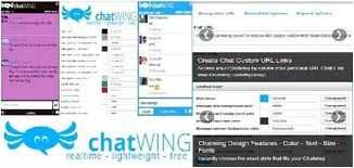 Embed and use chatwing chatroom in your website with chatwing.com.