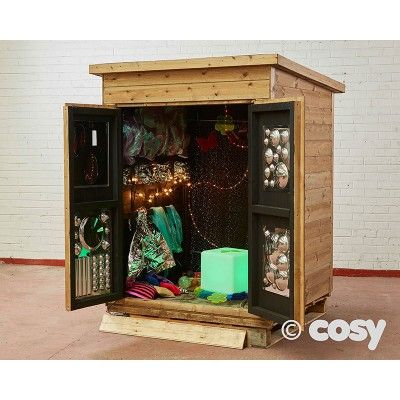 SENSORY SHED KIT - Science and ICT - Early Years - Cosy Direct