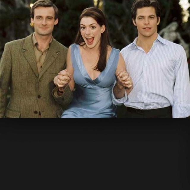 Anne Hathaway Movies On Netflix: Die Besten 25+ Chris Pine Princess Diaries Ideen Auf