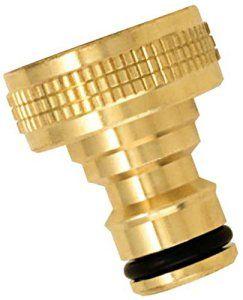Boutté 2102707 ADF20 Nez de robinet automatique laiton femelle 20 x 27