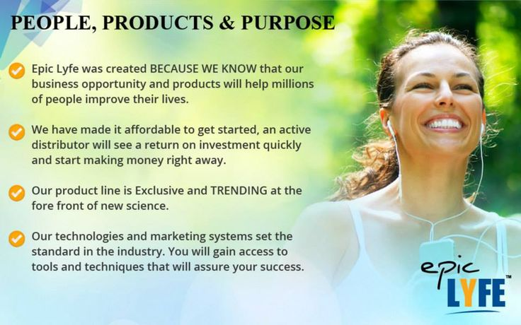 MAKE YOUR DREAMS A REALITY  You have the power and the opportunity to change your life. Join here:  http://fanievvuuren.epiclyfe.com/prelaunch