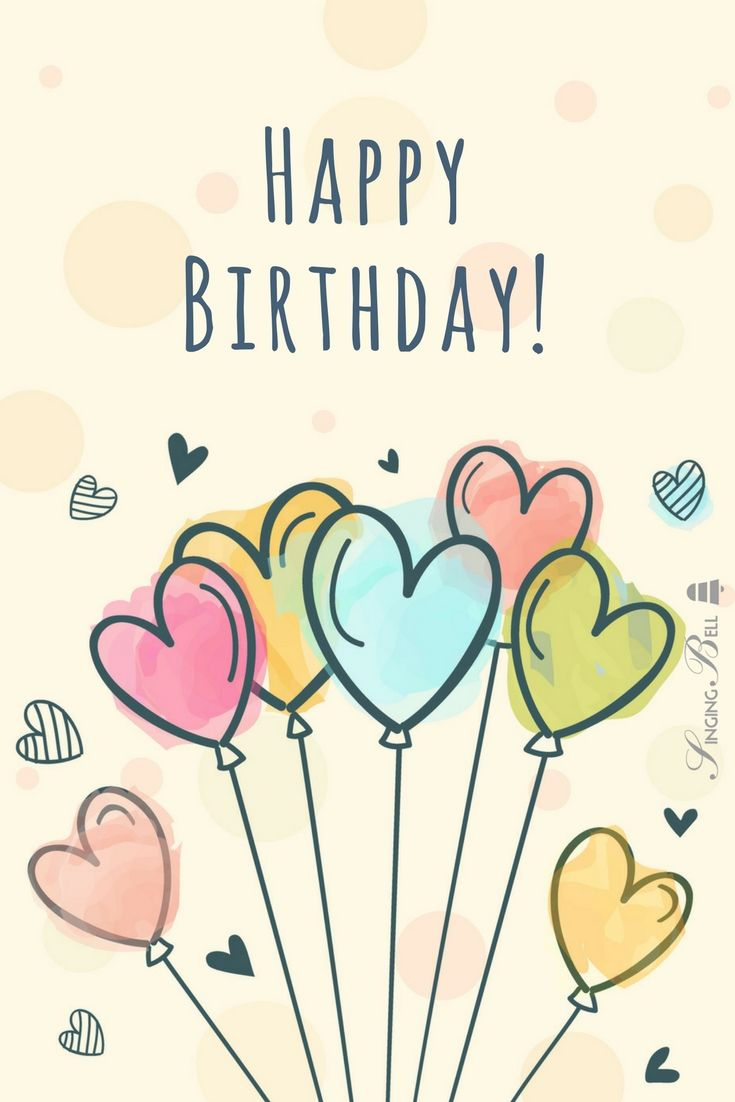 1483 Best Birthday Wishes Images On Pinterest Happy Birthday