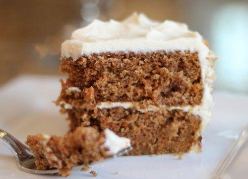 Η μοναδική συνταγή για carrot cake που θα χρειαστείς στη ζωή σου!