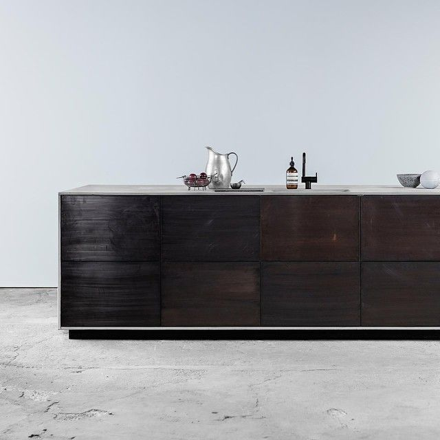 We've designed a new kitchen in collaboration with @reformcph. Check out reformcph.com for more information and to see all their new exciting projects! #design #kitchen #reform #norm #geometric #raw #natural #simplicity
