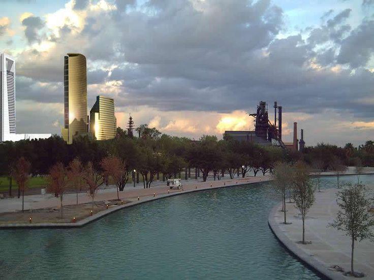 Santiago Parque Bicentenario
