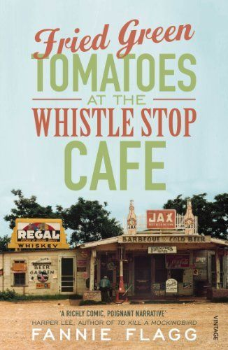 Fried Green Tomatoes At The Whistle Stop Cafe by Flagg Fannie, - You really must read the book to truly understand and appreciate the residents of Whistle Stop. The book is even warmer and more delightful than the movie. It also clears up the fact that Ninny is NOT Idgie and has a lot more information about Ninny's life.