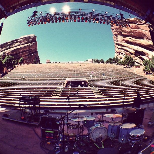 Top Five Live Music Venues In London: Red Rocks Amphitheater