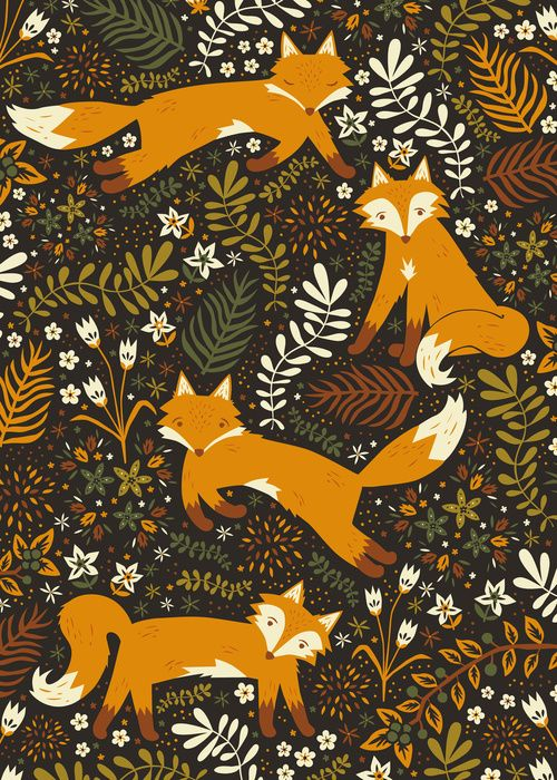 Fox Tales (For Sale)