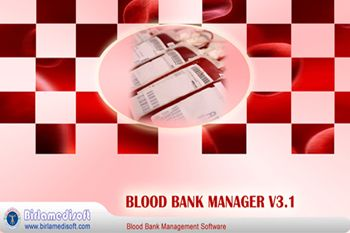 """Blood Bank Manager Prime has introduced a different era in the world of bloodbank management softwares: It has all the features which we don't have in the previous versions . With the help of customer's feedback and self analysis we """"Birlamedisoft Pvt. Ltd."""" have developed this latest version of bloodbank manager Prime."""