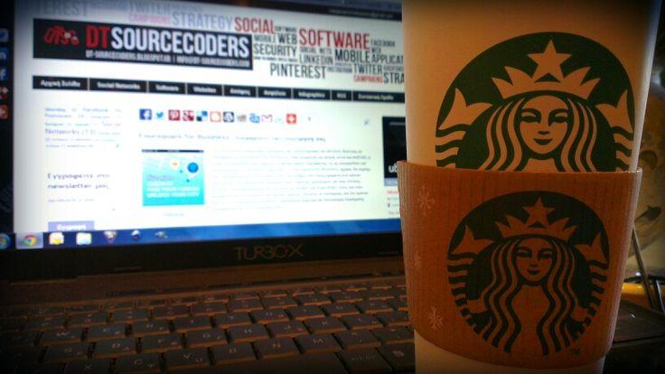 #Coffee & #Blogging