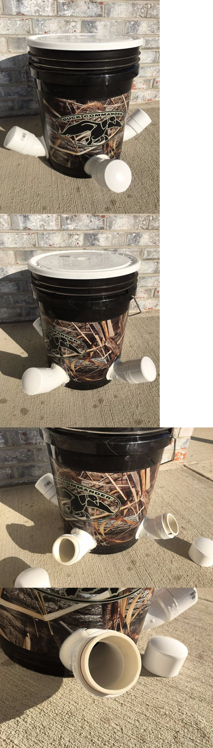 Backyard Poultry Supplies 177801: Labor Day Special Automatic Chicken Duck Commander Dynasty Feeder Bucket, Etsy -> BUY IT NOW ONLY: $45.99 on eBay!