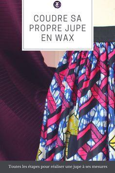 Coudre sa première jupe en seulement 30 minutes l Tutos-couture.com