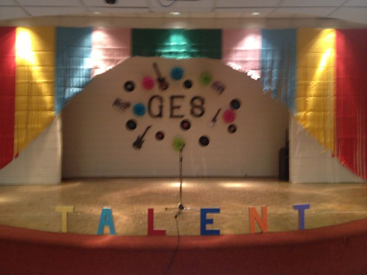 Talent Show Ready!