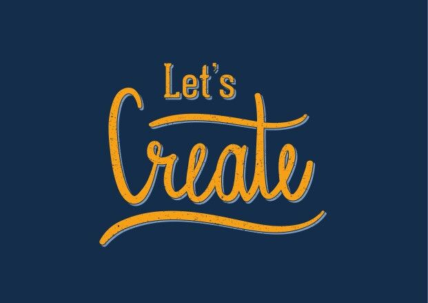 Let's create