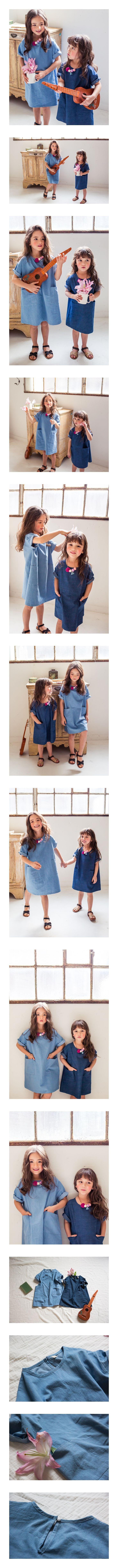 MICCA - Korean Children Fashion - #Kfashion4kids - Hazel Dress