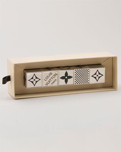 Louis Vuitton Boxed Dice Gift Set