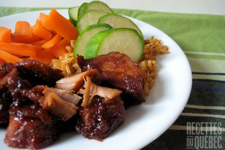 Filet de porc à la Marie-Jue | .recettes.qc.ca
