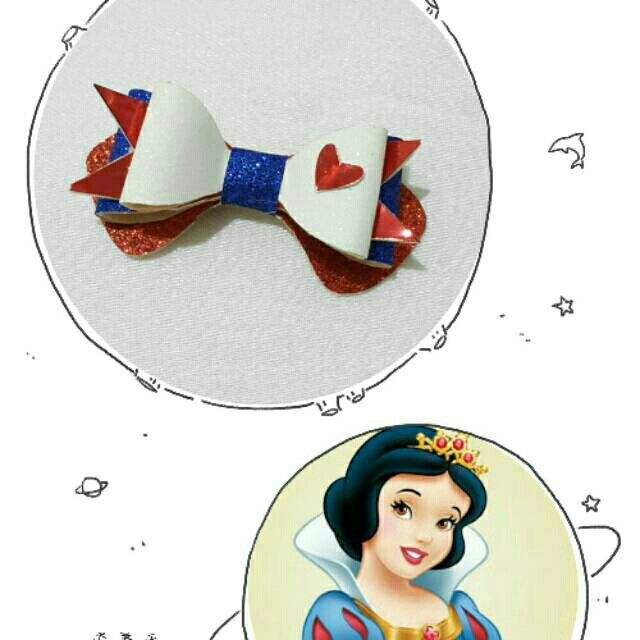 Saya menjual Jepitan glitter Snow White seharga Rp30.000. Dapatkan produk ini hanya di Shopee! https://shopee.co.id/tokokecilk0/596680765 #ShopeeID